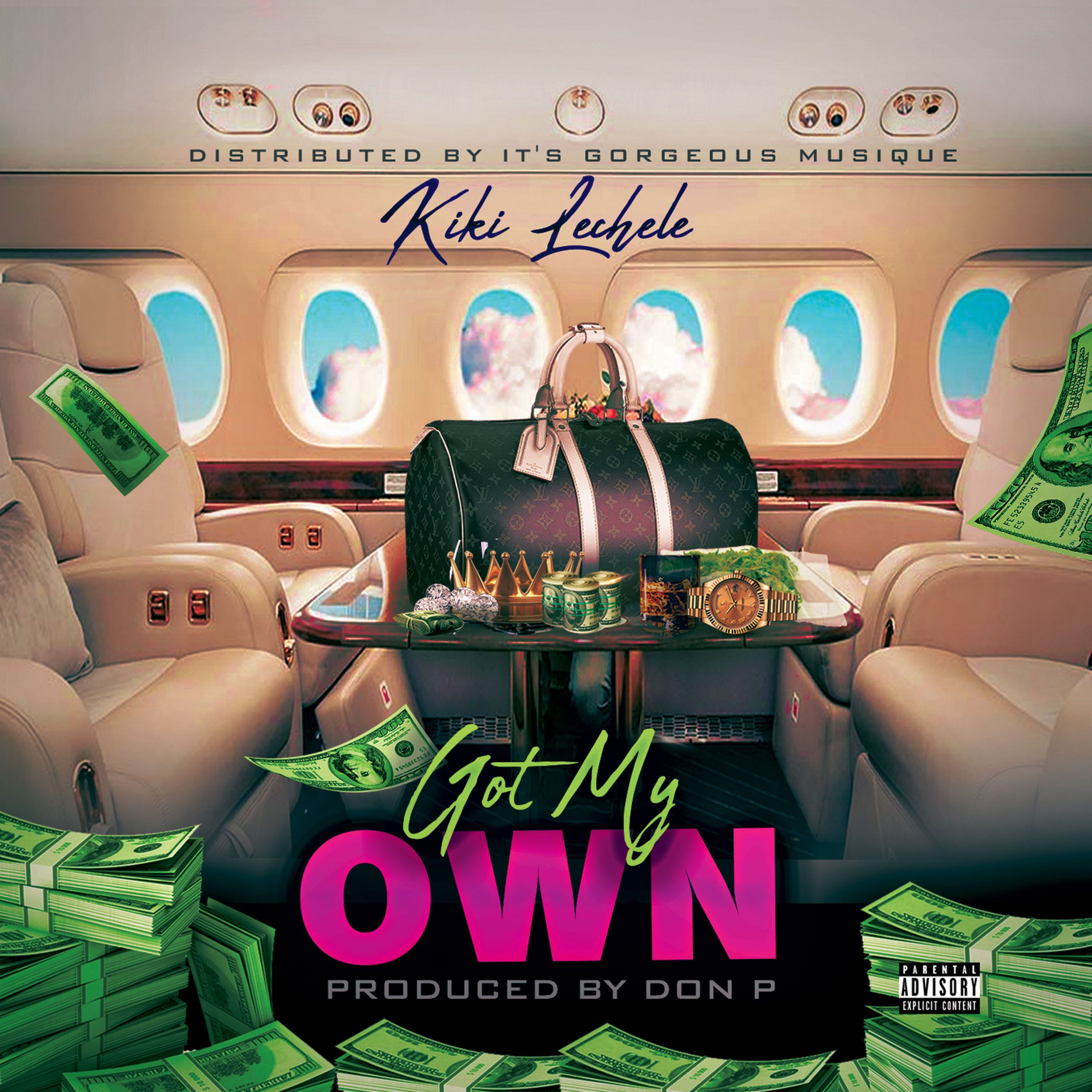 Kiki Lechele- Got My Own (Official Video) filmed by Iconic Quest