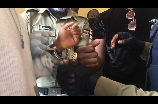 NIGERIAN ARTIST OMAH LAY ALMOST CRIES WHEN ARRESTED IN UGANDA
