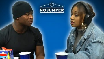 OT Genasis Gets Mad After Feeling Disrespected on No Jumper