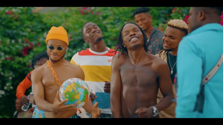 Naira Marley – PXTA [OFFICIAL VIDEO]