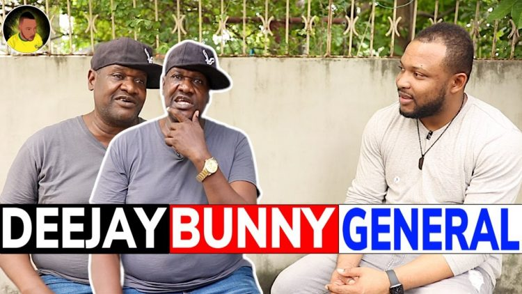 BUNNY GENERAL shares his STORY 🇯🇲